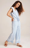 Wide Leg Released Hem Pant Bella Dahl
