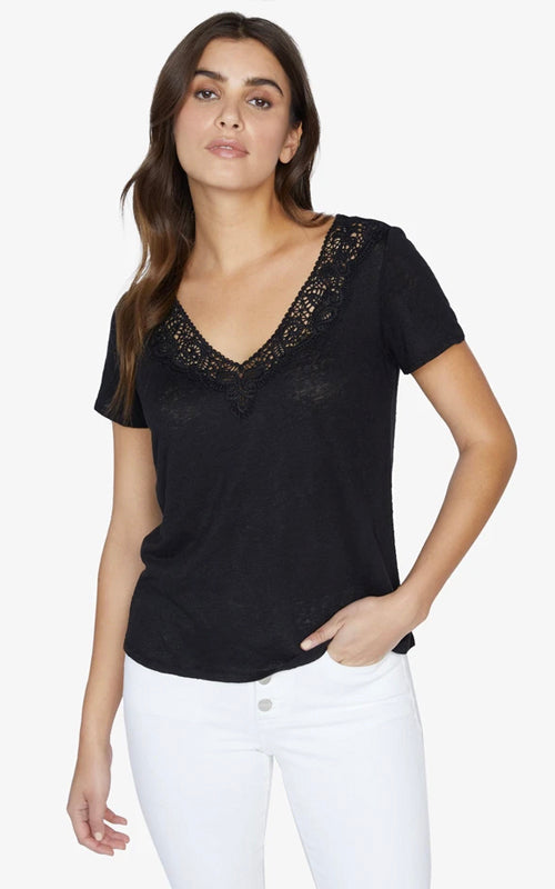 Virginie Lace Tee Sanctuary