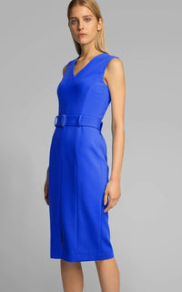 BOSS Dadorina Midi-length Dress | ANDREWS