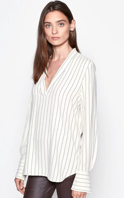 Charlina Stripe Shirt Equipment