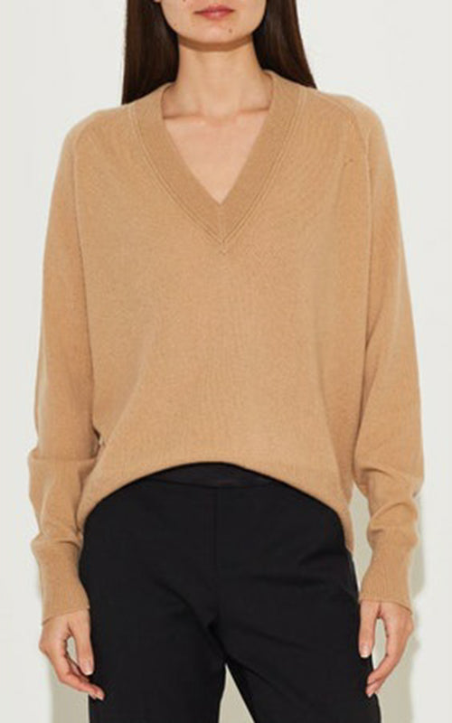 Madalene V Neck Sweater Equipment