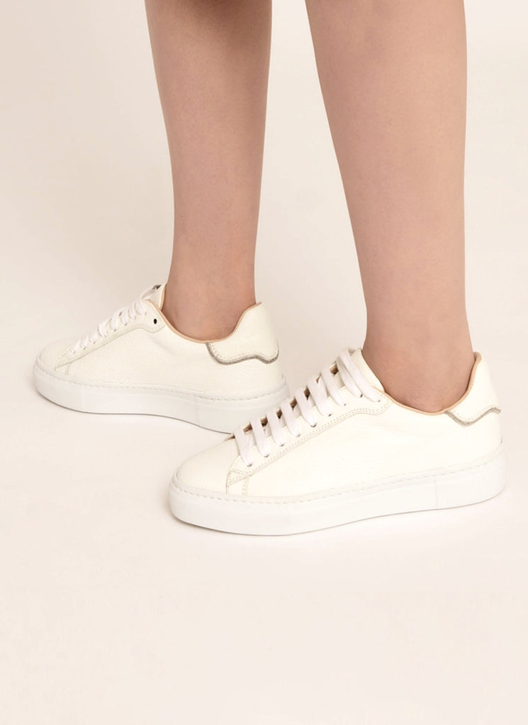 Dalila Leather Sneakers