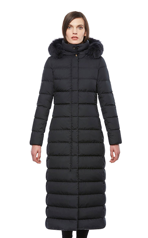 Maxi Polar Tech w/ Fur Hood Herno