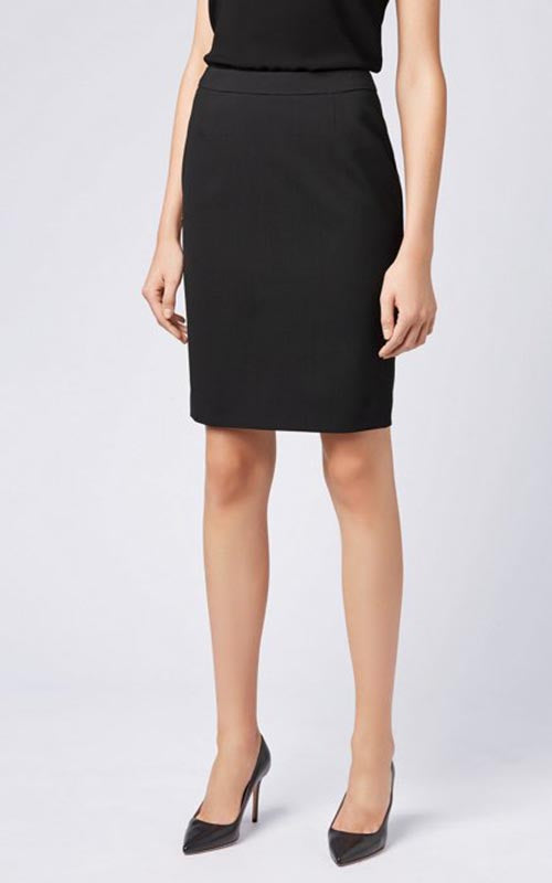 Vilea Pencil Skirt Hugo Boss