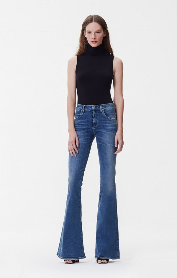 CITIZENS FOR HUMANITY CHLOE FLARE JEANS