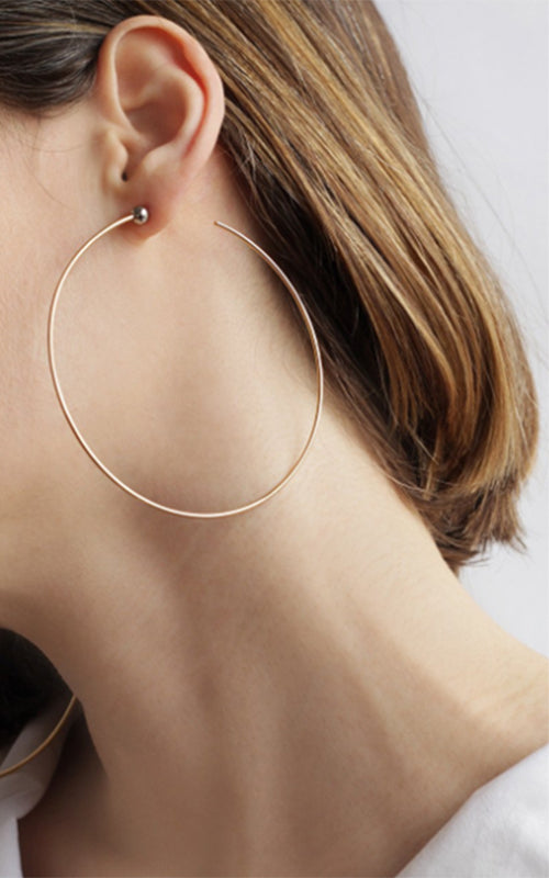 Large Icon Hoops