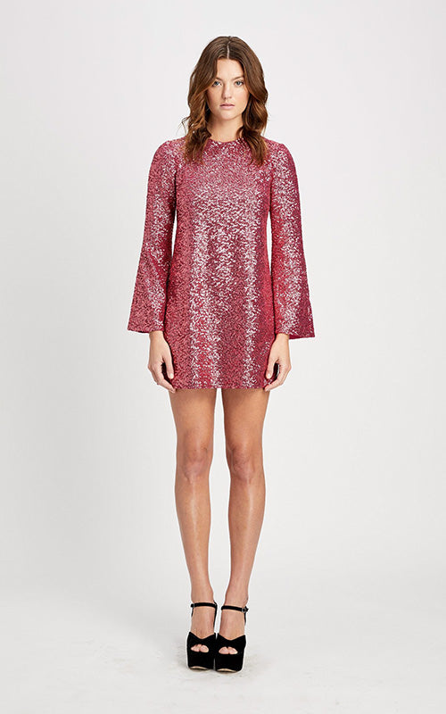 Beaded Shift Dress Jill Jill Stuart