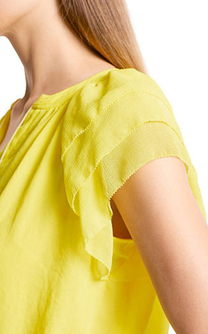 Cap Sleeve Blouse Marc Cain