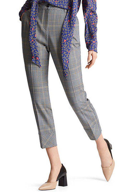 Marc Cain Check Pants
