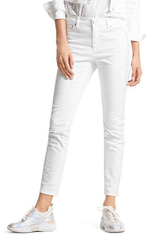 Reflective Tape Jeans Marc Cain