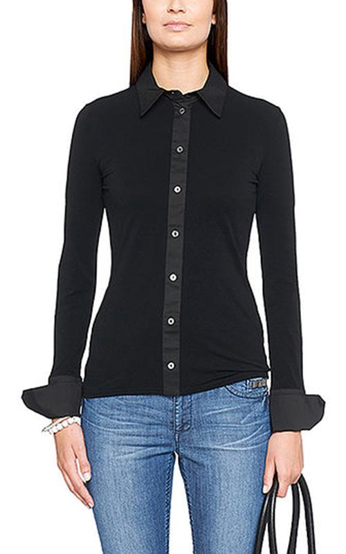 Jersey Button Shirt Marc Cain