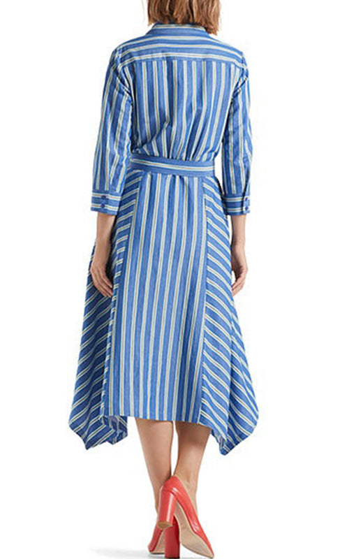 Marc Cain Stripe Dress