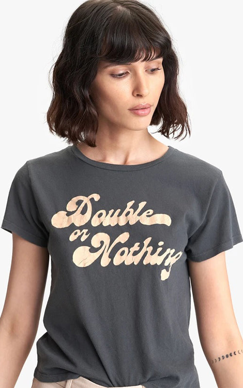 Double Or Nothing Tee Mother