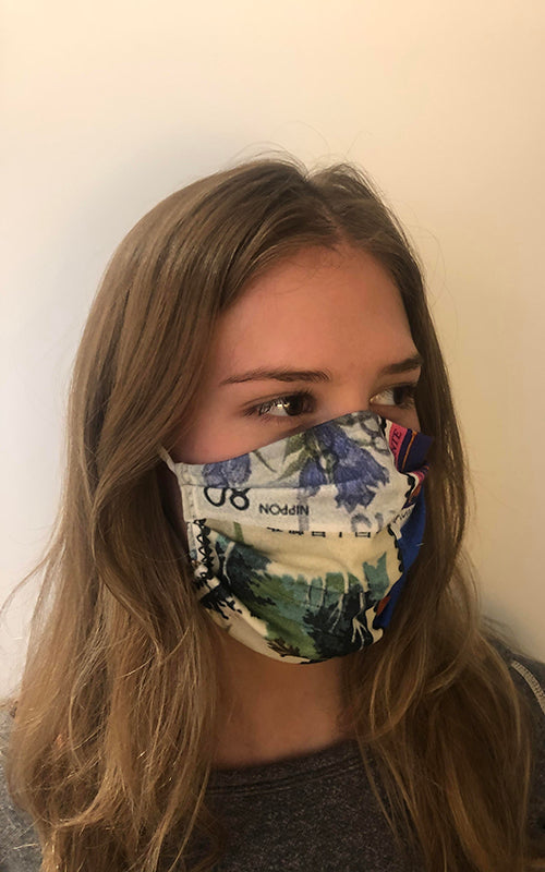 Unbreakable Evolution Face Mask