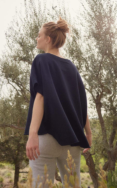Frank.& Eileen Tee Lab Essential Base Layer Capelet