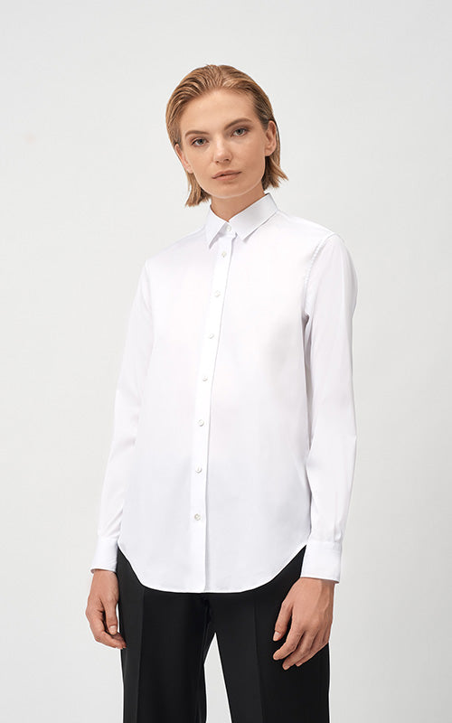 Xacus Classic Cotton Stretch Shirt