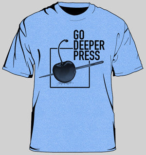 "Go Deeper ""Outside the Box"" Shirt - Limited Edition"