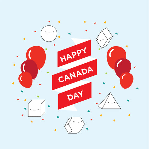 Happy Canada Day From Prismland!