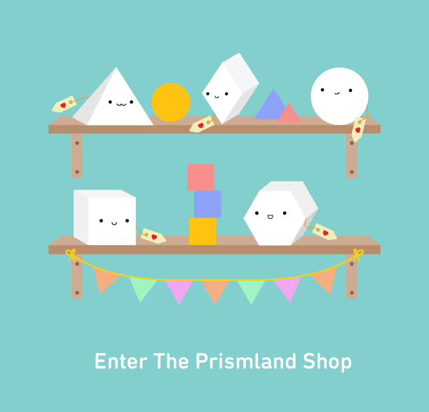 Enter The Prismland Shop!