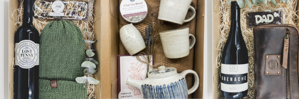 gift bundles and gift wrapping Makers & Merchants Barossa