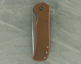 Doc Shiffer Field Grade Recon w/Brown Titanium & backspacer