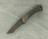 Winkler II Aggressor BTactical Blades Exclusive w/Black Micarta and Caswell Finish