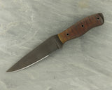 Winkler II Recon w/Maple Handle & Caswell Finish, Serrations