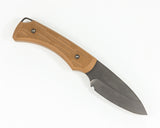 Medford Colonial Fixed Blade w/Coyote G10