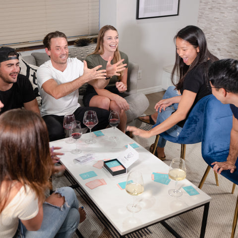 Group Playing Game | Who Is? Card Game