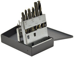 KnKut 18 Piece Metric Tap & Drill Bit Set