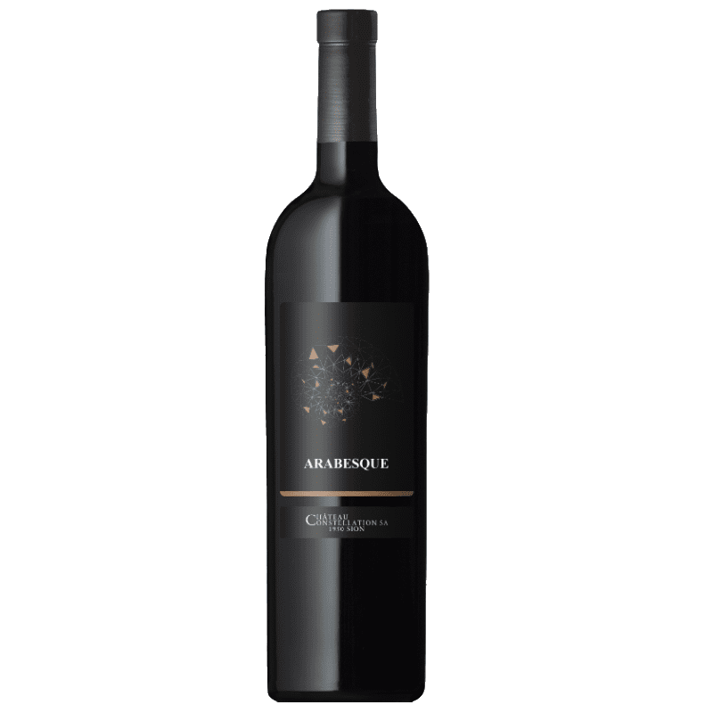CHATEAU CONSTELLATION Vino Rosso Arabesque AOC Valais (1486406615151)
