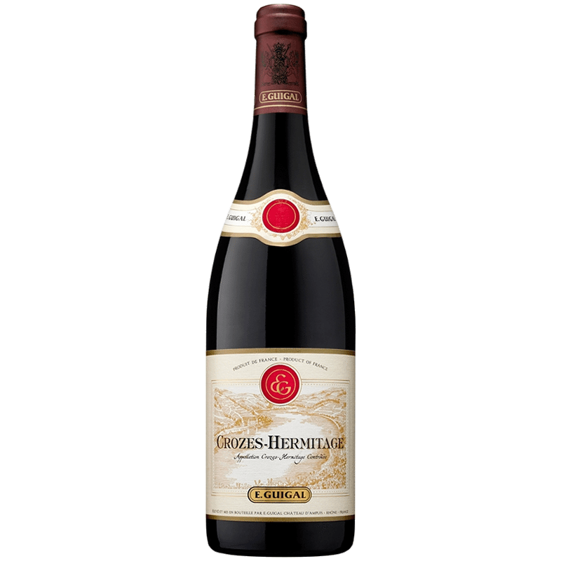 E.GUIGAL Vino Rosso 2011 - 75 cl CROZES-HERMITAGE AC ROUGE