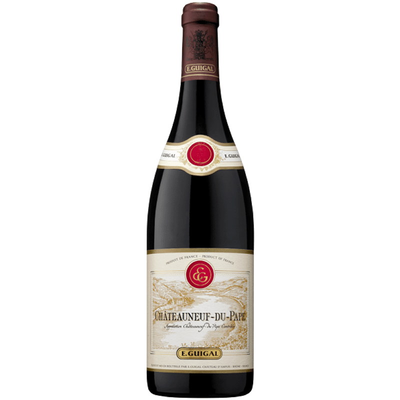 E.GUIGAL Vino Rosso CHATEAUNEUF-DU-PAPE ROUGE AC (1330466029679)