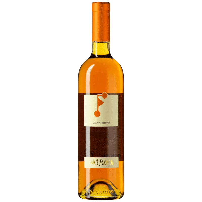 F GRAPPA FINISSIMA BARRIQUE MIROS