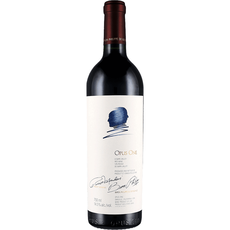 MC MANIS VINEYARDS Vino Rosso OPUS ONE NAPA VALLEY (2013467902063)