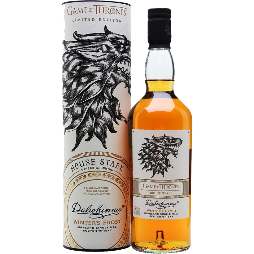DALWHINNIE Distillati 70 cl Whisky Game of Thrones Dalwhinnie Winter's Frost
