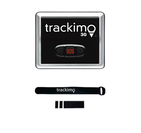 Trackimo 3G Drone GPS Tracker Wi-Fi Bluetooth with Drone attachment kit