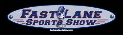 Fast Lane Sports Show BUMPER STICKER