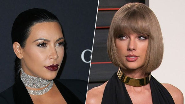 Taylor S vs Kim K, Who Wears Vintage Better?