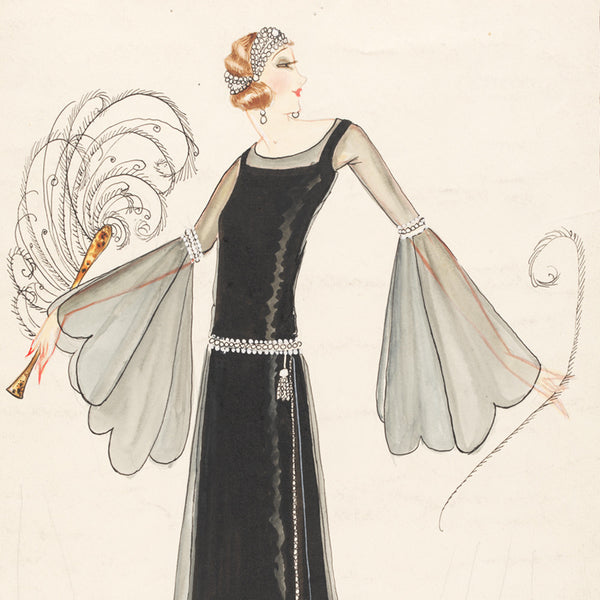 The History of 1920s Fashion