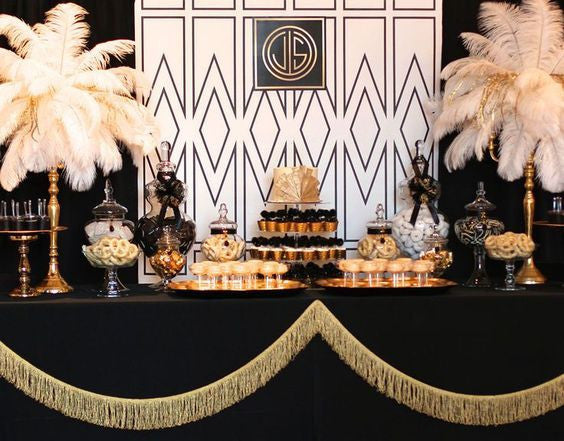 1920s Theme Party Decor