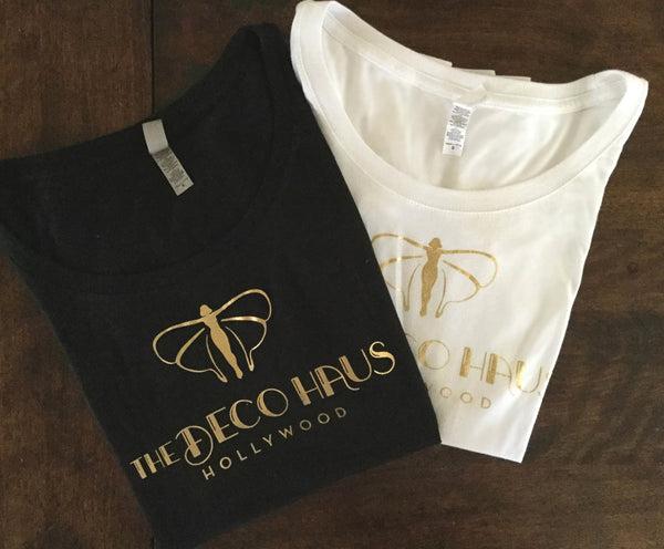 3 Ways to Wear a Deco Haus T-Shirt