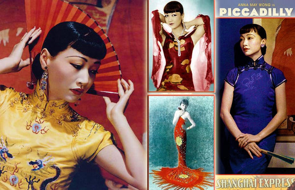 The Wonderful and Spectacular Anna May Wong