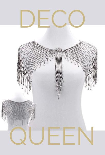 Mix & Match: The Deco Haus Capelet