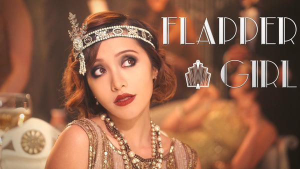 The Great Gatsby Inspired Makeup