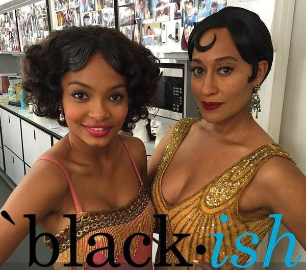 Tracee Ellis Ross was a Glamorous Flapper on the Season Finale of Black-ish [GET THE LOOK]