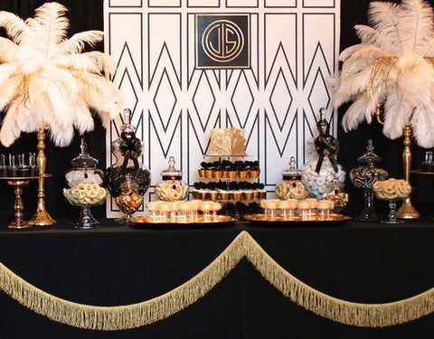 Remember Our Previous Article, The Great Gatsby Home Decor? This Time Weu0027re  Shifting From Prestigious Interior Design To A Funky Party Theme!