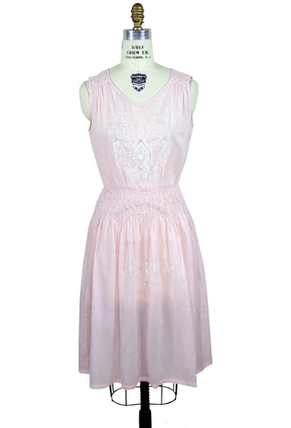 The Heirloom Dress - Blush Pink