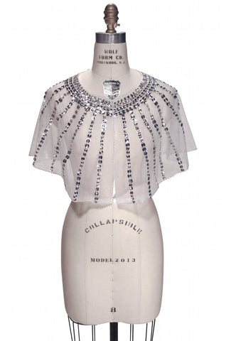 The Deco Angel Capelet