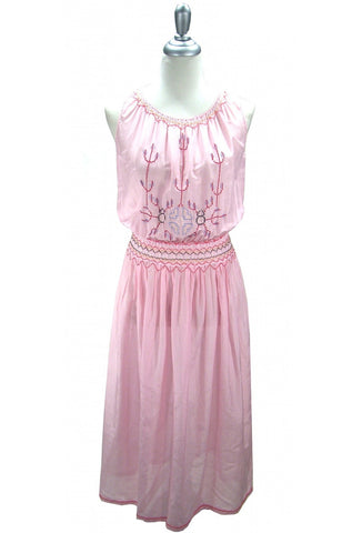 The Dagmar Dress - Pink
